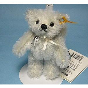 シュタイフ ペンダント ラファエル テディベア 11cm Steiff Pendant Raphael Teddy bear   テディベアのキーリング|teddy