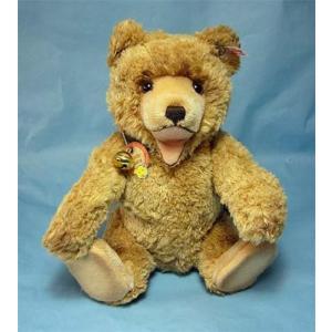 テディベア シュタイフ シルクプラッシュテディベイビー Steiff SilkPlash TeddyBaby くまのぬいぐるみ|teddy