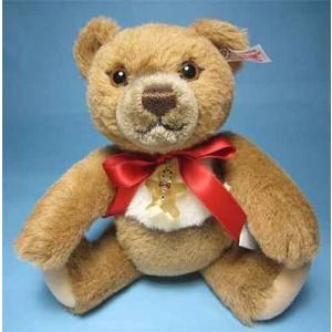 テディベア シュタイフ  Steiff Swarovski Cookie the holiday bear スワロフスキークッキー|teddy