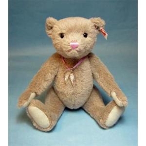 テディベア スワロフスキー クラレンス Steiff Swalovski Clarence くまのぬいぐるみ teddy