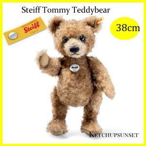 テディベア シュタイフ トミー テディベア 38cm Steiff Tommy Teddyvear 38cm くまのぬいぐるみ|teddy