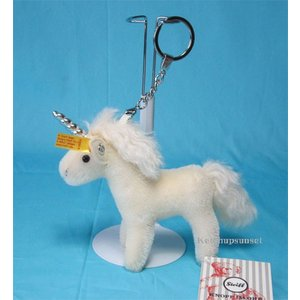 テディベア シュタイフ  ユニコーン ペンダント Steiff Unicorn Pendant (キーリング)|teddy
