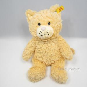 シュタイフ ねこのウィスカーズ ウィスカーズ キャット Steiff Wiskers Cat Soft Cuddly Friends 28cm|teddy