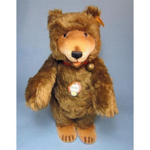 SALE!!テディベア シュタイフ テディベイビー レプリカ 35cm ブラウン Steiff Original Teddybaby Replica 35cm Brown|teddy