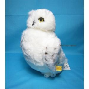 ハリーポッターシリーズ、白フクロウのヘドウィグです。 主人公、ハリーの大切な相棒、白フクロウのヘドウ...