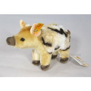 Steiffシュタイフ ウリボウ Steiff Young Boar teddy