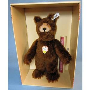 SALE!!  テディベア シュタイフ 1994-1995年世界限定 サーカスベア Zircus Bear1935Replica|teddy