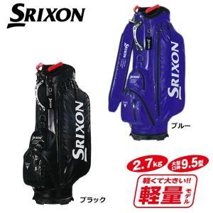 スリクソン SRIXON 軽量キャディバッグ GGC-S134 9.5型 2017年モデル|teeolive-kobe