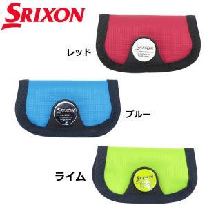 SRIXON スリクソン 携帯ボールクリーナー マーカー付き GGF-15326 ネコポス便対応可(240円)|teeolive-kobe