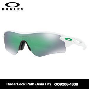 オークリー RadarLock Path (Asia Fit) OO9206-4338 POLISHED WHITE サングラス|teeolive-kobe
