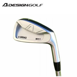 Aグラインド A DESIGN Aデザイン A GRIND BX-I FORGED IRON  6本セット#5-PW  ヘッド単体 単体購入不可|teeolive-kobe