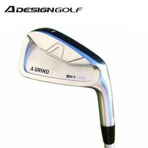 Aグラインド A DESIGN Aデザイン A GRIND  BX-I PRO FORGED IRON  6本セット#5-PW  ヘッド単体 単体購入不可|teeolive-kobe