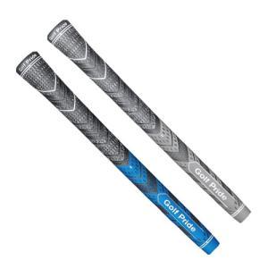 ゴルフプライド MCC Plus4 ミッドサイズ バックライン無 Golf Pride マルチコンパウンド プラス4 MID ネコポス便対応可(200円) teeolive-kobe