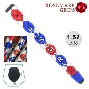 ローズマークグリップ ソーン 1.52 トリコロール ネクストゲン 六角グリップ ROSEMARK GRIPS ネコポス便対応可(200円)|teeolive-kobe
