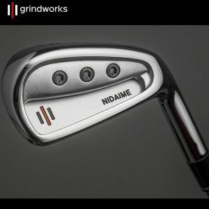 グラインドワークス Nidaime Combo Iron Pocket #4-7 4本セット ヘッドのみ ヘッド単体購入不可|teeolive-kobe