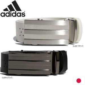 adidas 22966 アディダスゴルフ フリーアジャスタブルベルト / 3-STRIPE BUCKLE NO-HOLE BELT 日本仕様|teeolive