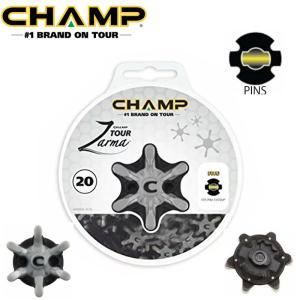CHAMP チャンプ スパイク鋲 Zarma TOUR ザーマツアー US ONE-LOK用18ヶ入/PINS用20ヶ入|teeolive