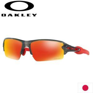 【2018年モデル】 【2018年モデル】OAKLEY OO9271-3061 FLAK 2.0 (ASIA FIT) 日本仕様 オークリー フラック2.0 Prizm Ruby|teeolive