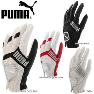 PUMA プーマ ゴルフ 3D リブート グローブ 左手用|teeolive