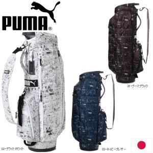 PUMA 867854 プーマ ゴルフ NIGHT DIGI キャディバッグ ユニセックス 日本正規品 8.5型47インチ PUMA GOLF teeolive