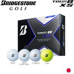 2020年モデル ブリヂストンゴルフ TOUR B XS ツアーB XS ボール 1ダース 日本仕様|teeolive