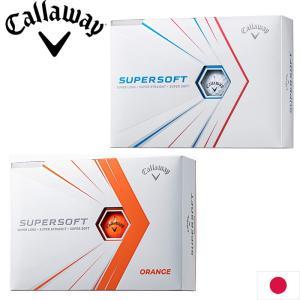 キャロウェイ 2021 スーパーソフト ボール Callaway SUPER SOFT 1ダース 日本仕様|teeolive