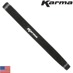 Karma Velorパターグリップは馴染みのあるパターンを特徴とし、実績のある性能のために柔らかい...