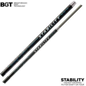 BGT STABILITY EI・GJ-1.0 スタビリティ パター専用シャフト|teeolive