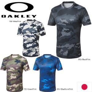 在庫処分 OAKLEY 457470JP オークリー 3RD-G SS O-FIT TEE 1.7 半袖Tシャツ 日本仕様|teeolive