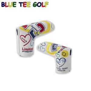 【限定】BLUE TEE GOLF/ブルーティーゴルフ Limited Production ブレード用 パターカバー(ネコポス便不可)