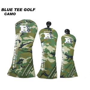 BLUE TEE GOLF/ブルーティーゴルフ CAMO ヘッドカバー