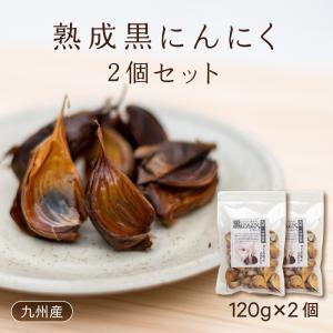 黒にんにく120g×2袋セット 2か月分セット 全国送料無料|tegeyokaichiba