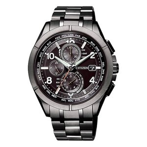 シチズン CITIZEN アテッサ ATTESA メンズ腕時計 AT8166-59E 10%OFF価...