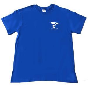 TEIKYOオリジナルTシャツ・ブルー|teikyo-store