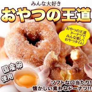ふんわり おやつドーナツ18個 訳あり 送料無料 お徳用 個包装