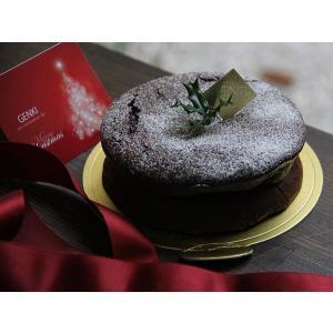 糖質オフ ガトーショコラ(4号12cm)|teito-genki