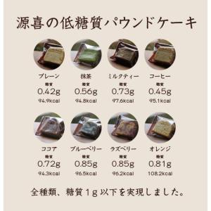 大容量の送料無料・糖質1g以下のパウンドケーキ(おから粉・ラカントS使用)|teito-genki|06