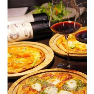 お好きな具でどうぞ[大豆粉のピザ]台  3枚セット|teito-genki