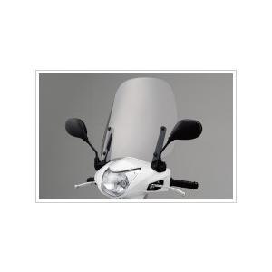 【送料無料】[ホンダ純正品] Dio110 (ディオ110) ウインドシールド 08R70-KZL-840 [HONDA]|teito-shopping