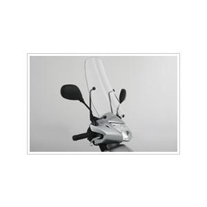 【送料無料】[ホンダ純正品] リード110用ウインドシールド LEAD110  08R80-GFM-000B[HONDA]|teito-shopping