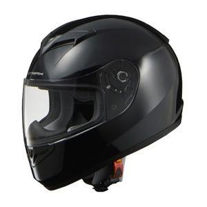 【送料無料】【LEAD リード工業】 STRAXSF-12 ブラック フルヘイスヘルメット  【0SSGCSF12Ks】|teito-shopping