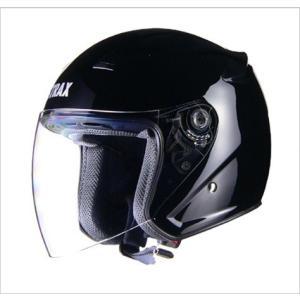 リード工業(LEAD) STRAX SJ-8 ジェットヘルメット ブラック(M,L,LLサイズ) 0SS-GCSJ8|teito-shopping