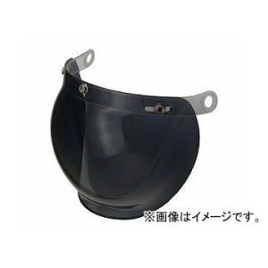 リード工業 シールドBC-9S(スモーク) [LEAD] 【BC-10、BC-9、QP-2、QP-1、CR-760用のヘルメットオプションシールド】|teito-shopping