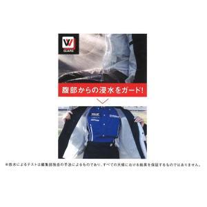ヤマハ YAR19 レインスーツ レインウェア ダブルガード オートバイ用 バイク用 ヤマハ純正 透湿素材 サイバーテックスIIバイク用品 バイク用 バイクウェア バイ|teito-shopping|13
