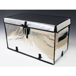 【自転車BOX】 保温・保冷 自転車荷台用 自転車で宅配デリバリー お寿司 お弁当 ドリンク ハンバーガーに最適|teito-shopping