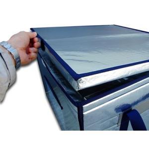 日本製 大型保温保冷BOX (容量:90リットル) デリバリー 宅配 給食 医薬品 配達 業務用|teito-shopping|02