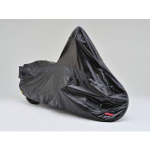 【4909449469101】【デイトナ(DAYTONA)】 【ハーレー専用設計】バイクカバー ブラックカバーHD02 91602 防炎 撥水 防犯 <br>【ハーレーならではの|teito-shopping