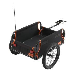 【代引き、日時指定不可】微妙に多い荷物を、自転車で運ぶ。「マルチユースサイクルトレーラー」<b...