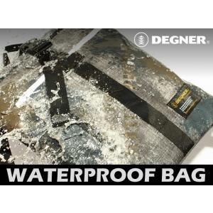 4524486063923  送料無料  デグナー DEGNER   防水リュック NB-103 グレー 容量:16L レインバッグ 防水 デイバッグ 開口部調節可   高い teito-shopping
