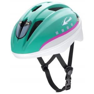 【アイデス(ides)】 新幹線シリーズ キッズヘルメットS (頭囲 53cm-56cm) 全3色 E5系はやぶさ  E7系かがやき E6系こまち 子ども用自転車 幼児車 保育園 幼 teito-shopping 02